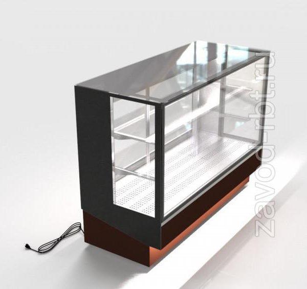 Горизонтальная витрина Мария Аква