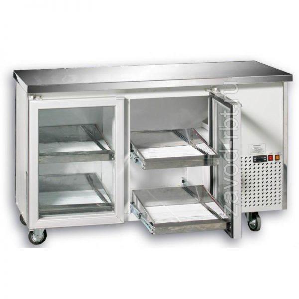 Холодильный шкаф ШХ- 800 (t,°С -14...-18)