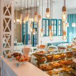 """Бутик-кондитерская """"Duet Bakery Boutique"""" г. Хабаровск ВВ-1000 купе-кондитерский цвет белый"""