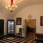 """Ресторан """"Мин херц"""" (Дворец Меншикова в Эрмитаже) г. Санкт-Петербург ВВ-500-ВК-3 """"Стелла"""" цвет венге"""