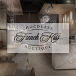 """Федеральная сеть кондитерских бутиков """"French Kiss"""" ВСК """"Мария-плюс"""" белый глянец"""