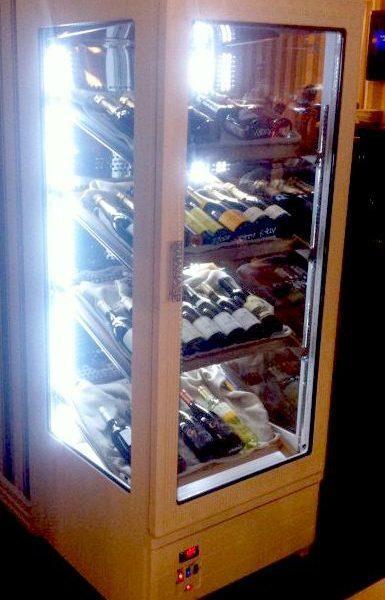 Шкаф винный фото магазин