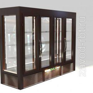 Шкаф холодильный / морозильный «ИСПОЛИН»